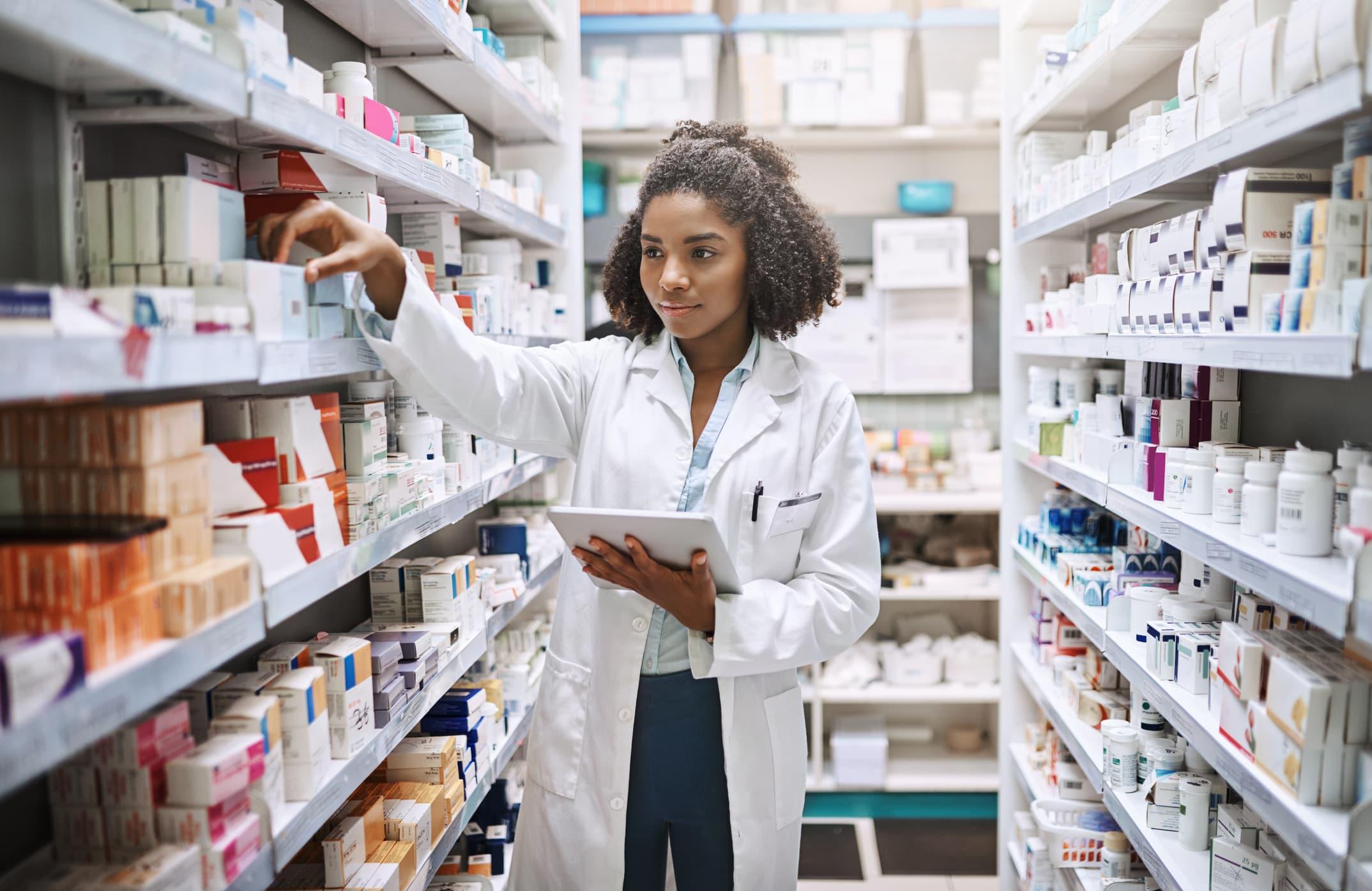 GP: pharmacist