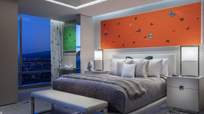 ONE TIME USE ONLY: Empathy Suites bedroom