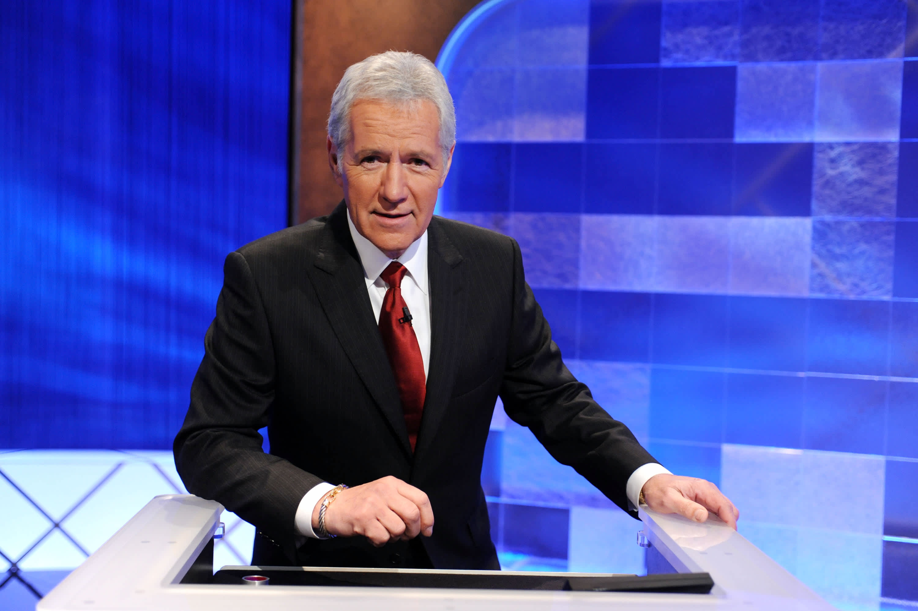 What 'Jeopardy!' host Alex Trebek plans to do when he eventually retires