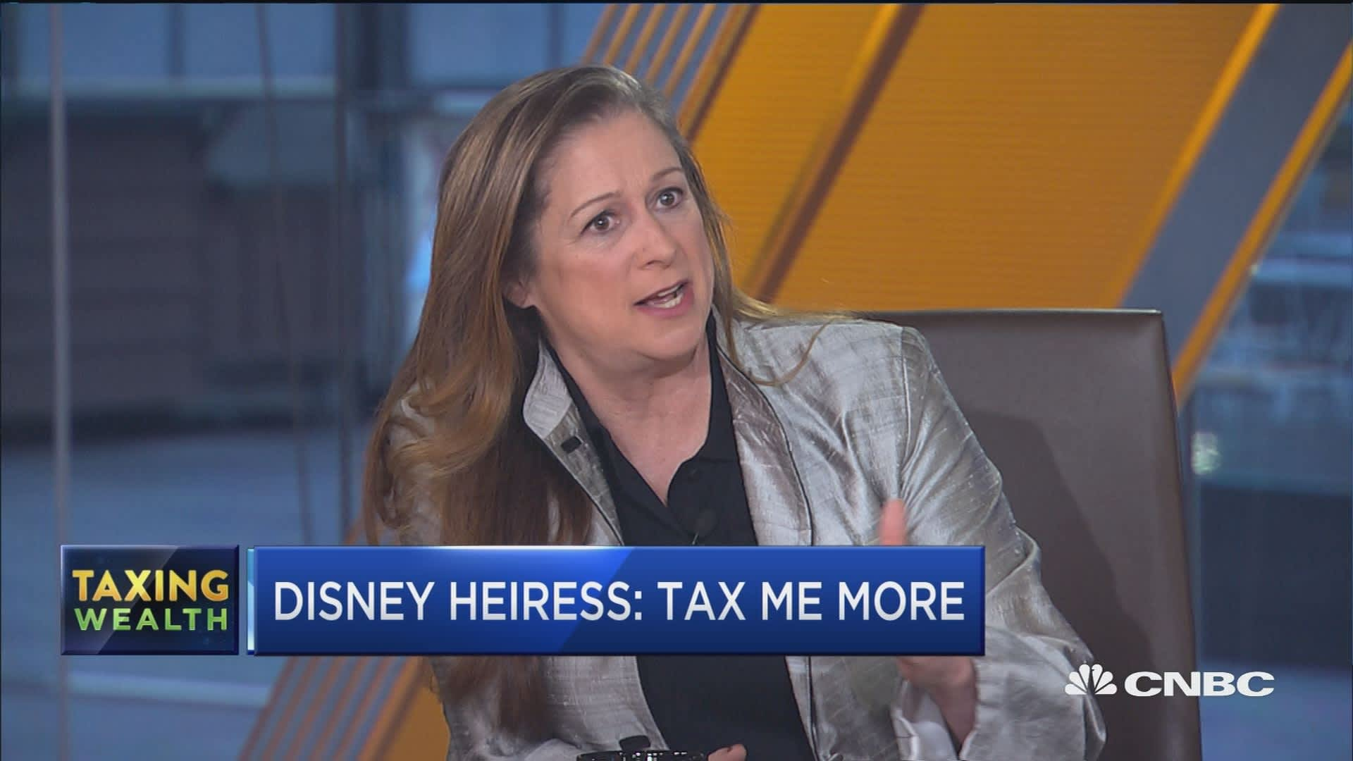 'Jesus Christ himself isn't worth 500 times his median worker pay in companies' — Disney heiress slams CEO pay