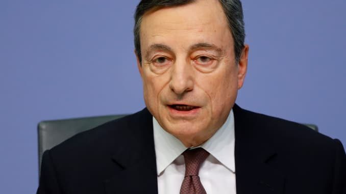 RT: Mario Draghi 190307