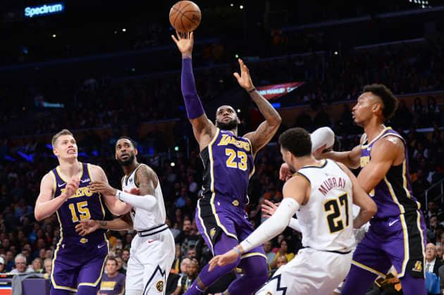 a34c7630425 LeBron James beats Michael Jordan s NBA points but short on net worth
