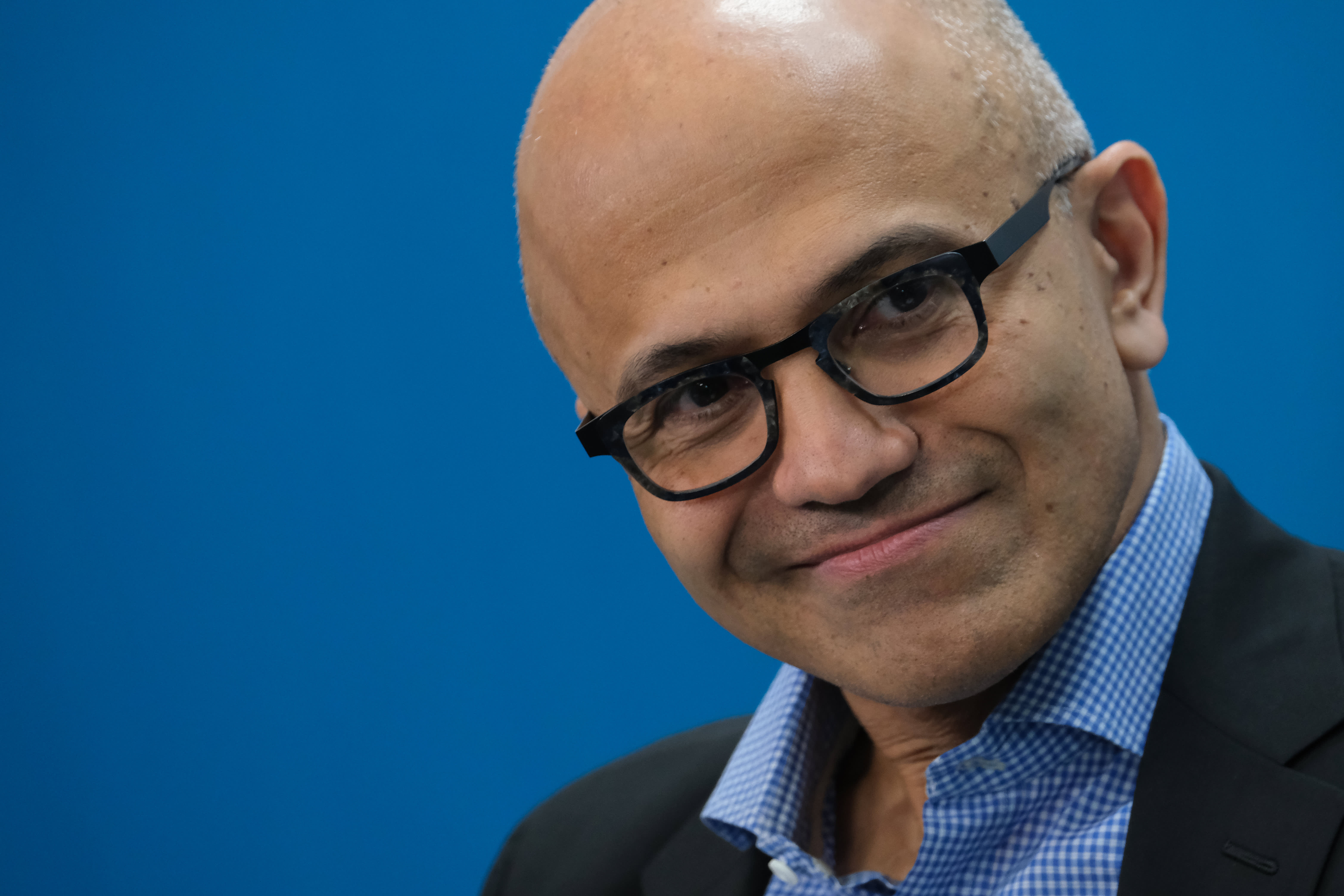 Microsoft CEO's 2 morning rituals to help 'orient yourself for the day'