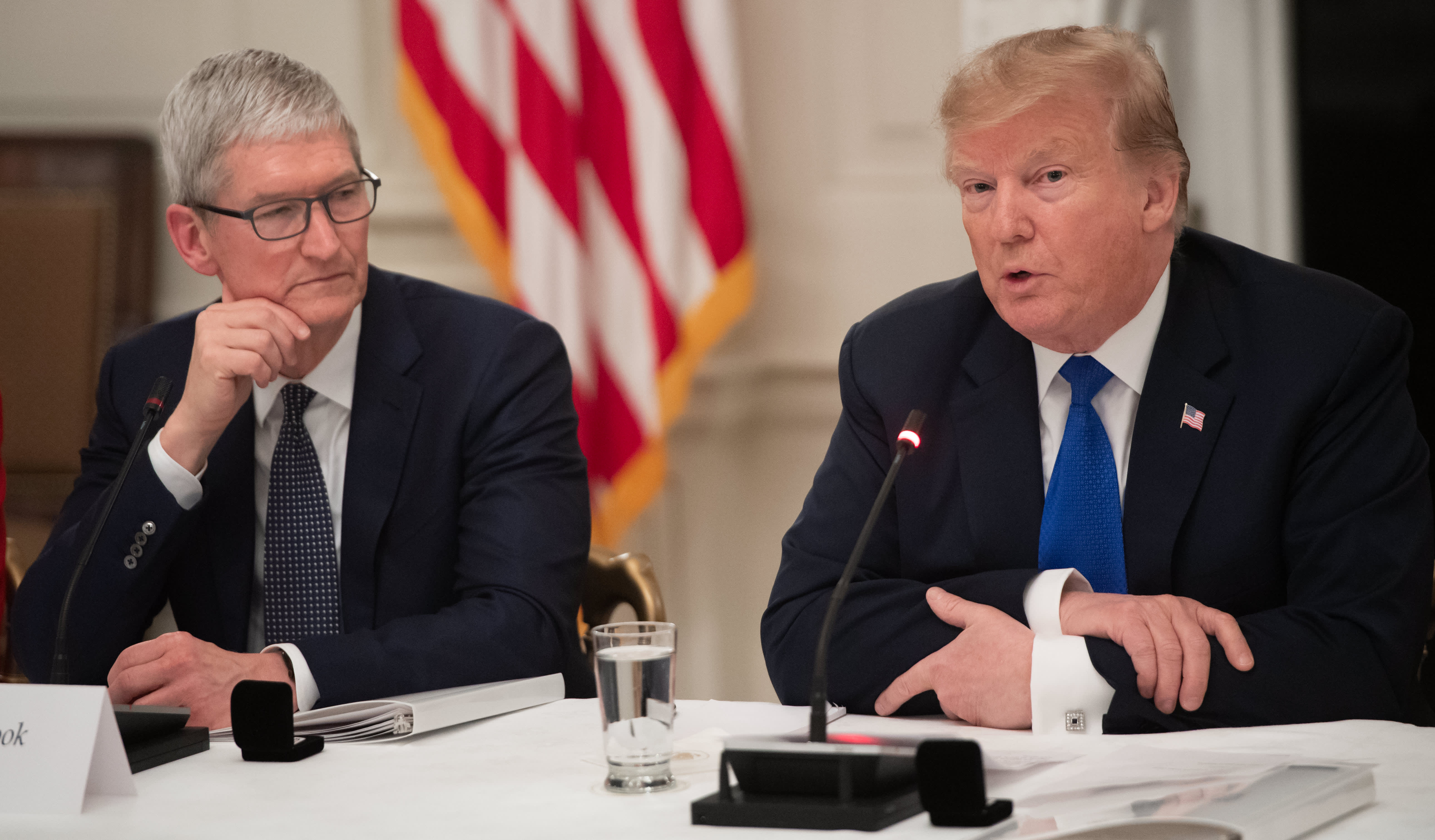 Trump says Apple will not be given tariff waivers or relief for Mac Pro parts made in China