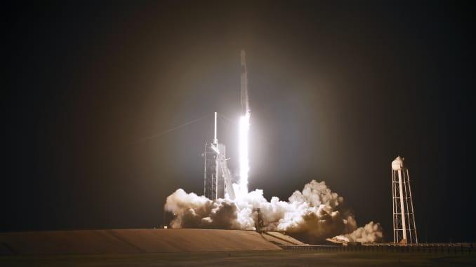 SpaceX Starlink launch: 60 internet satellites on heaviest