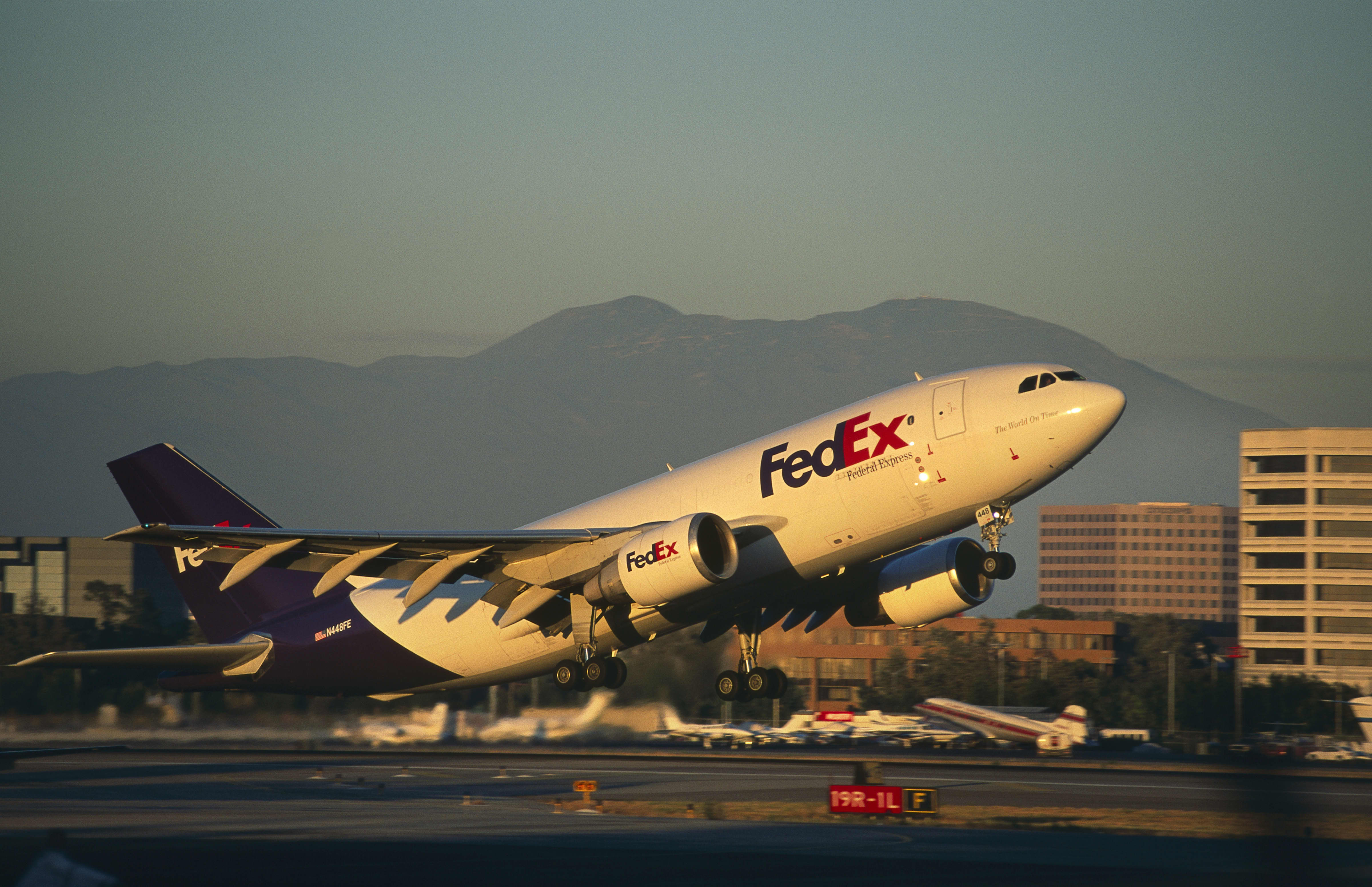FedEx sues the US government over the 'impossible' task of policing exports to China