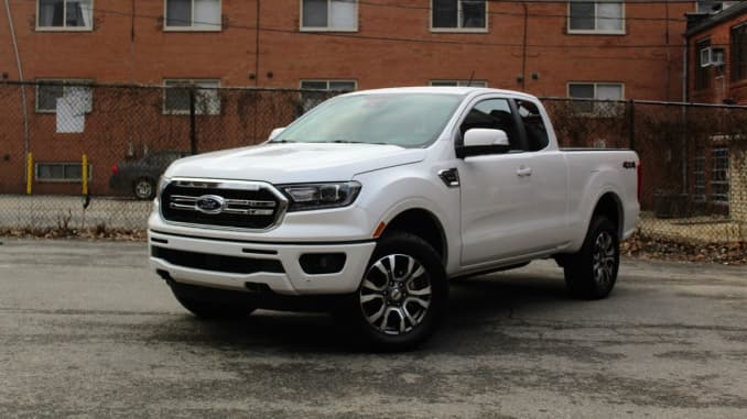 Review The 2019 Ford Ranger Sets The Bar For Midsize Trucks