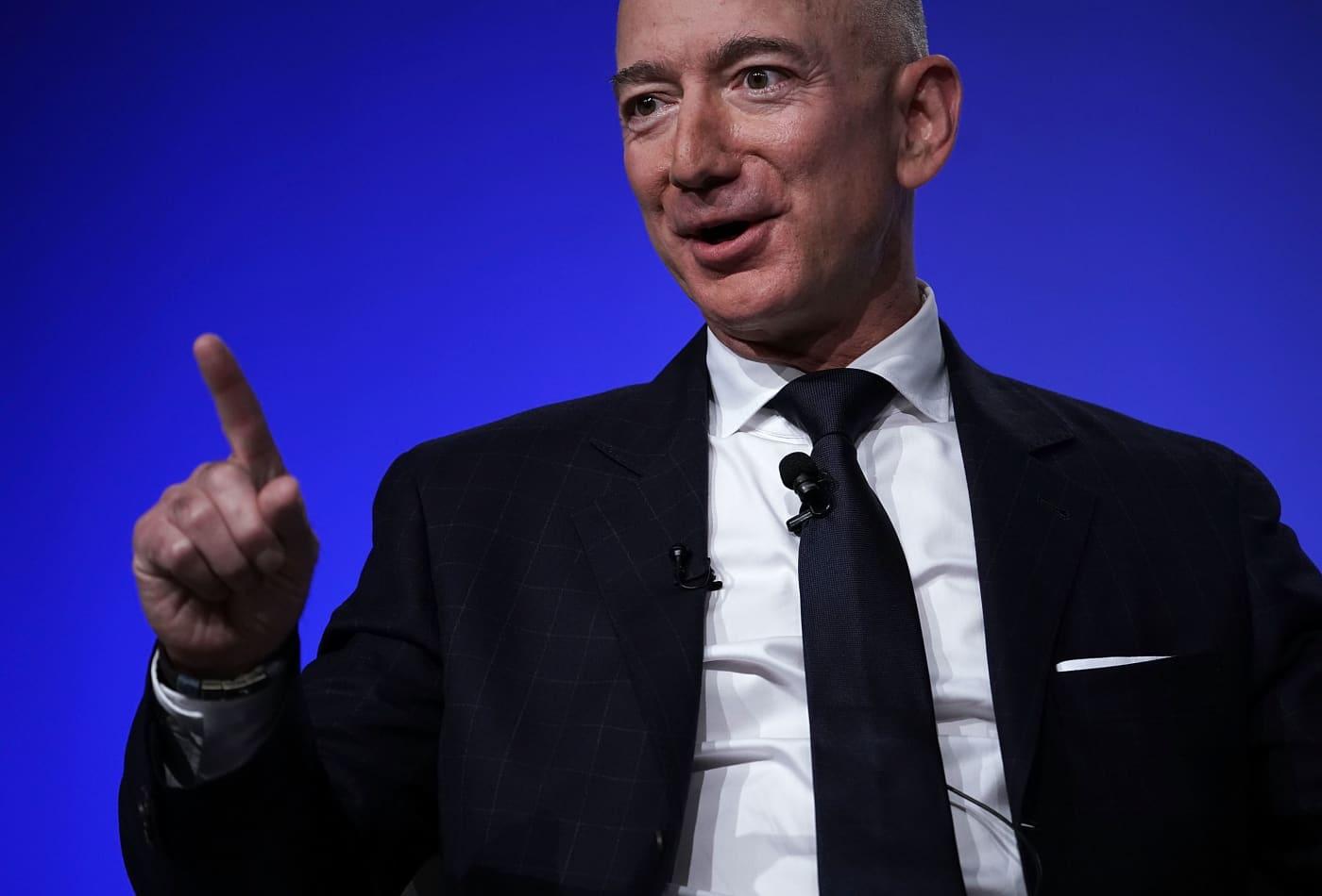 Here's Jeff Bezos' annual shareholder letter