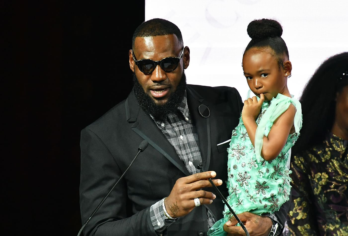 d9225983a4b5 LeBron James went from the projects to earning  89 million a year—here s  how he teaches his kids about money