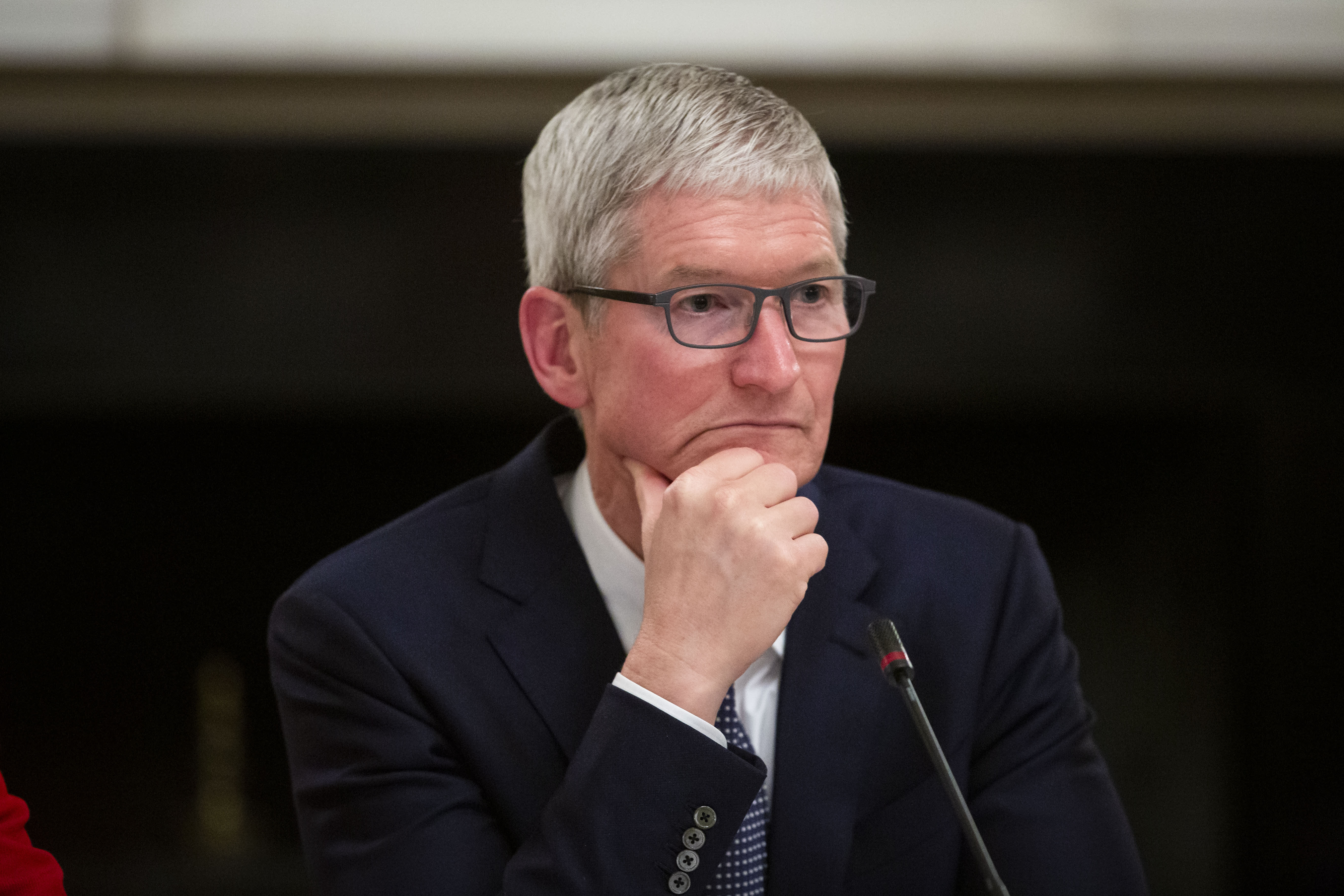 Quantifying just how much the trade war could hurt Apple