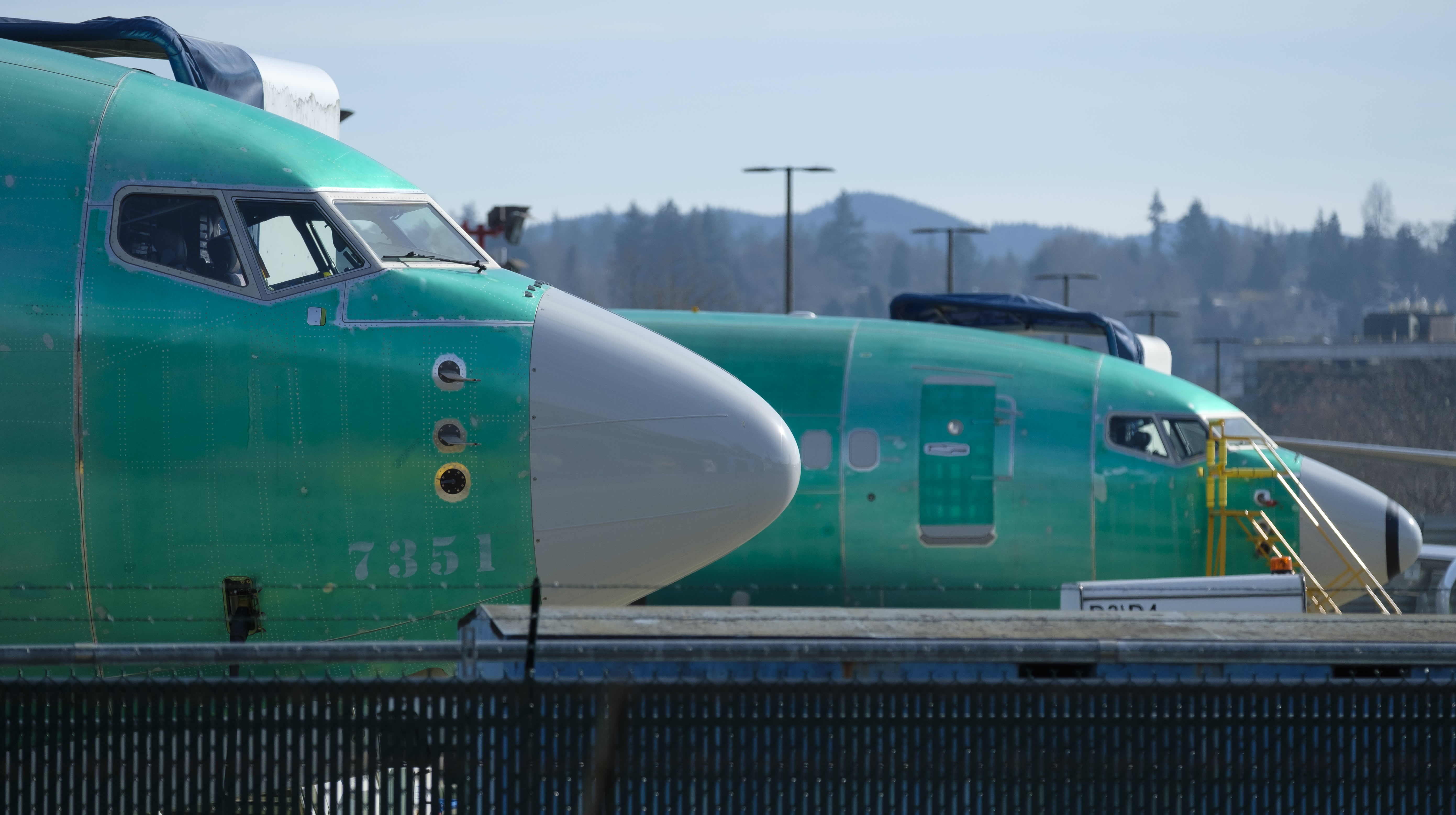 'Miracle on the Hudson' pilot urges simulator training for the Boeing 737 Max