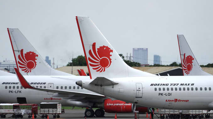 Lion Air Boeing 737 saved by off-duty pilot a day before