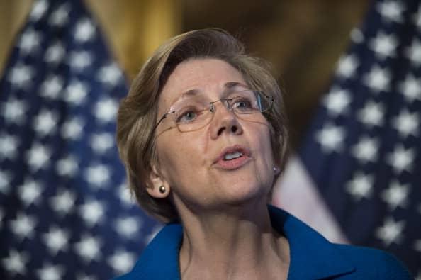 GP: Sen. Elizabeth Warren...