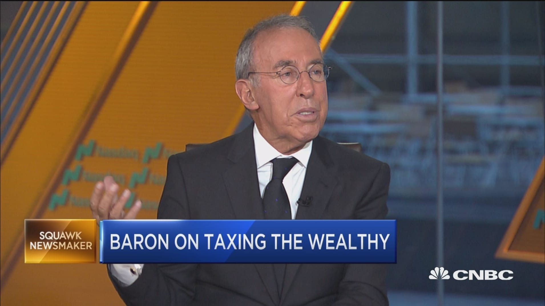 Billionaire investor Ron Baron: It's OK for me to pay 50% in taxes — but I could always move to Florida if I didn't want to