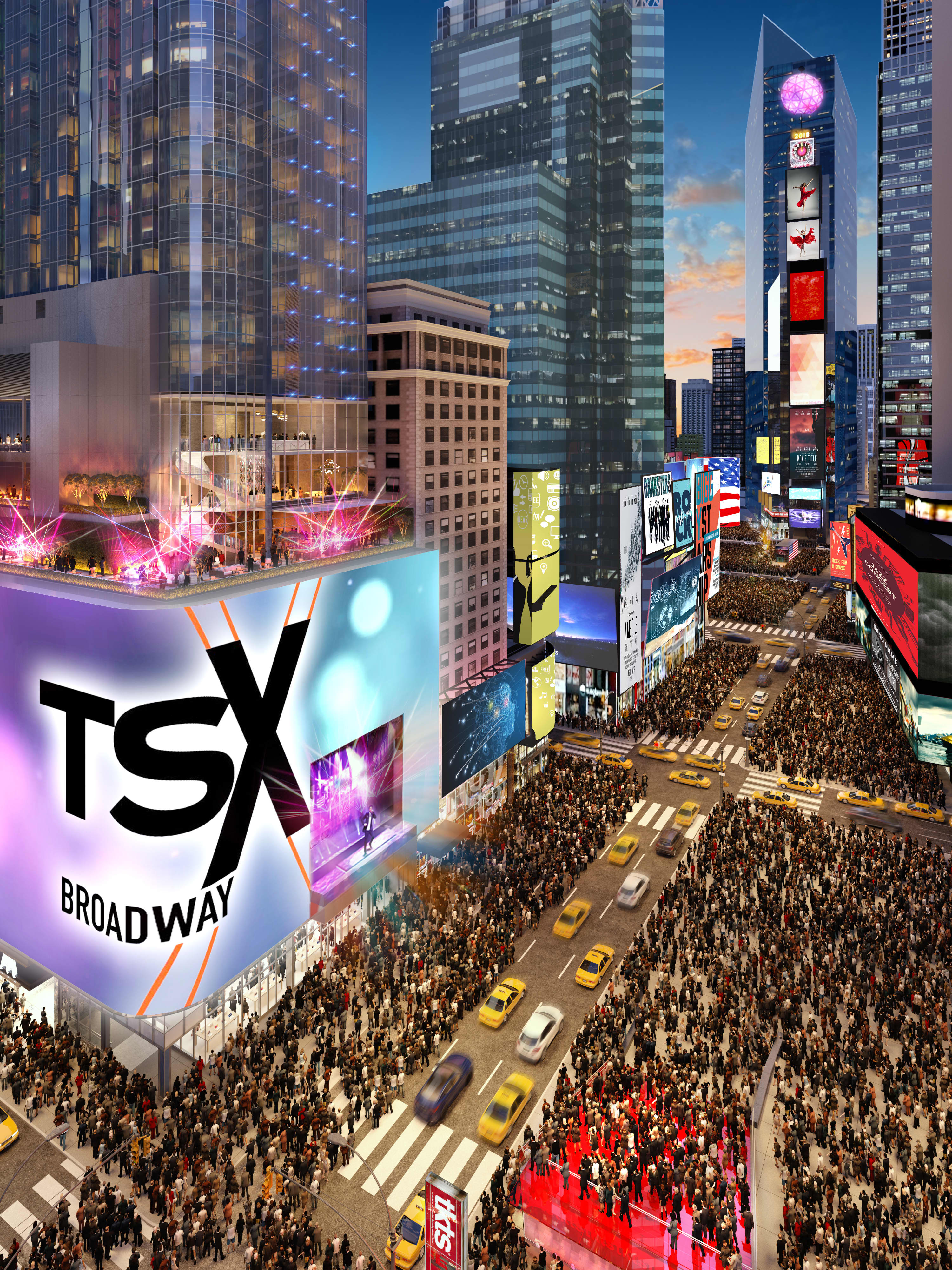 Times Square is about to get a giant new billboard called