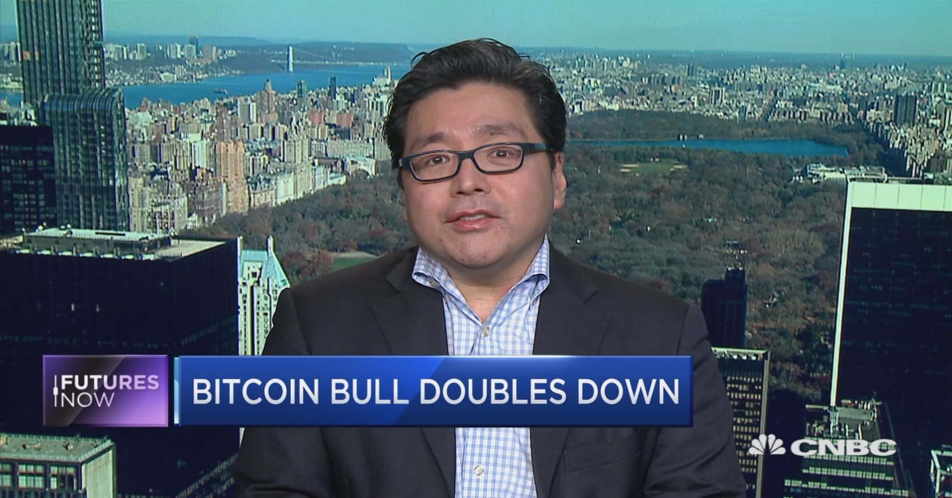 2019 will be year bitcoin rockets higher, says Fundstrat's Tom Lee