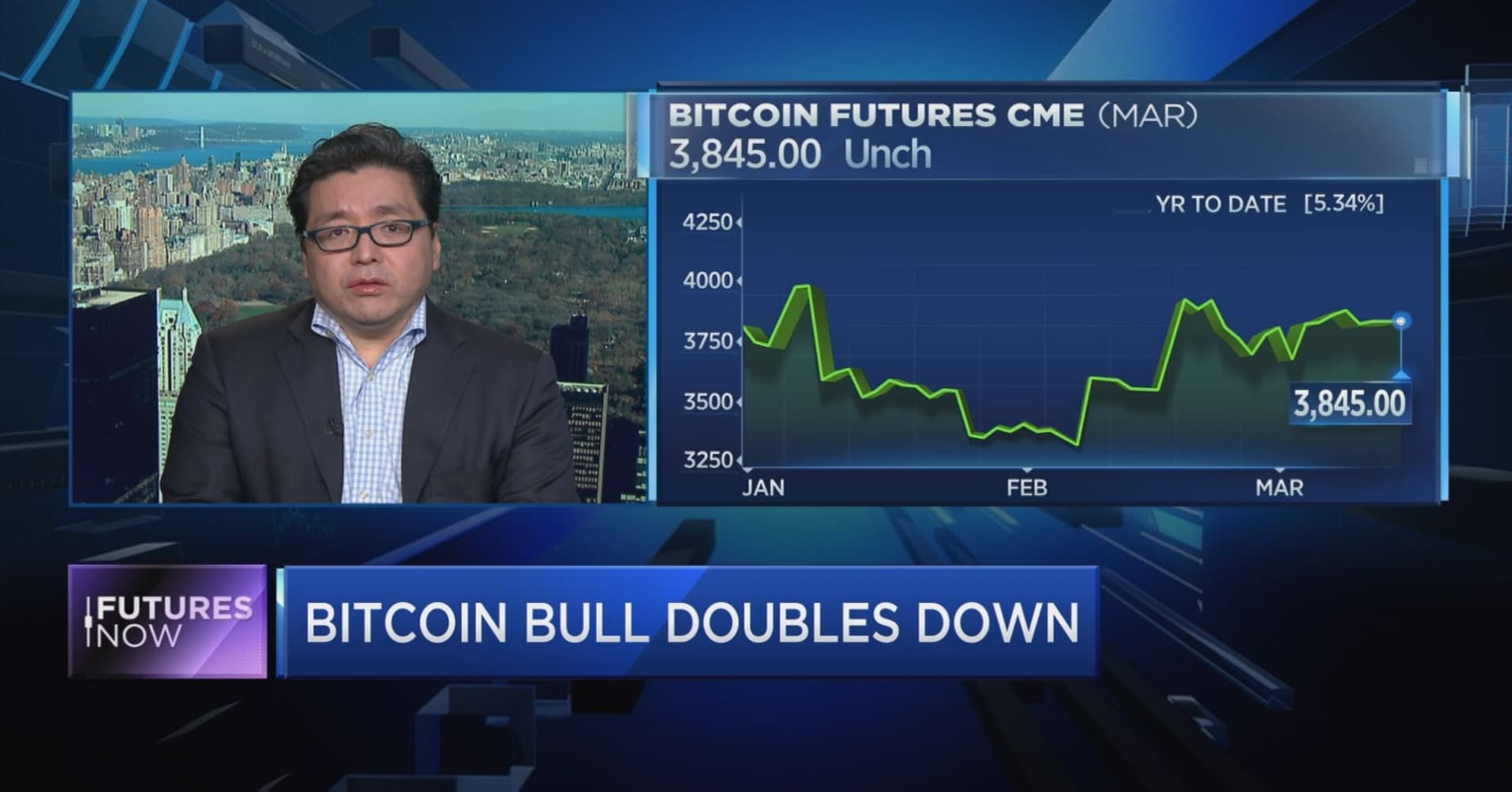 Another bitcoin bull market is coming in 2019, says Fundstrat's Tom Lee