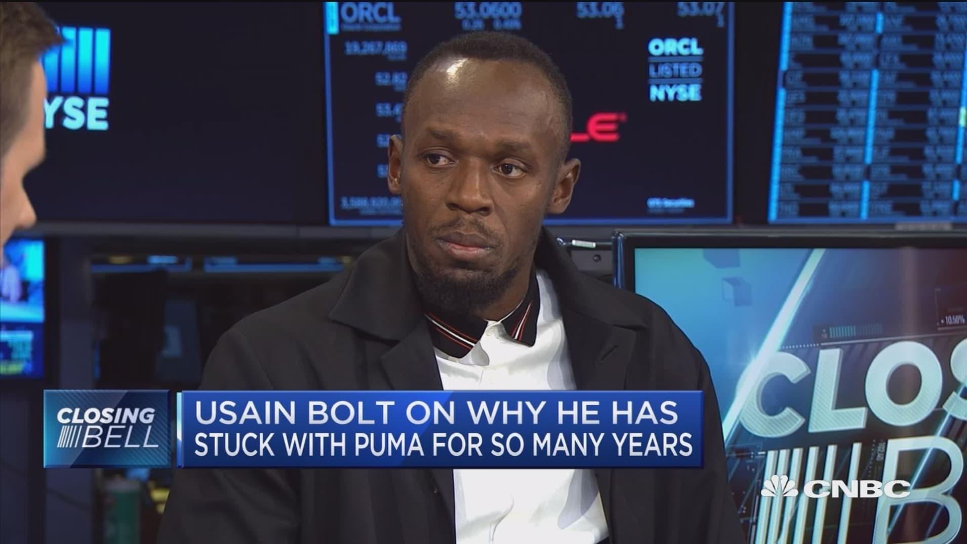Usain Bolt becomes spokesperson for e-scooter company Bolt