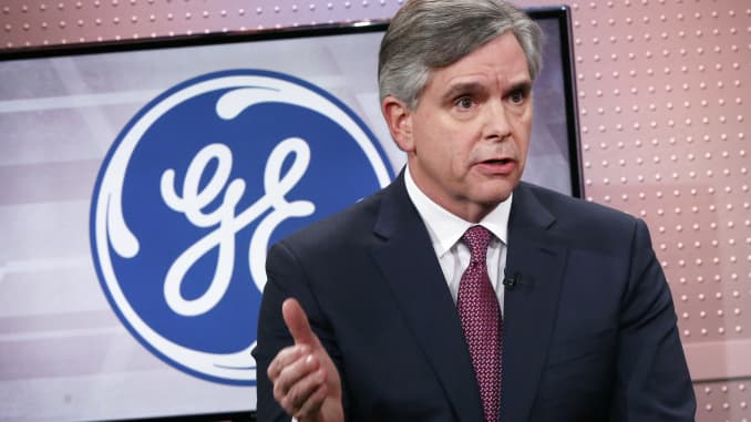 Morgan Stanley initiates coverage of GE
