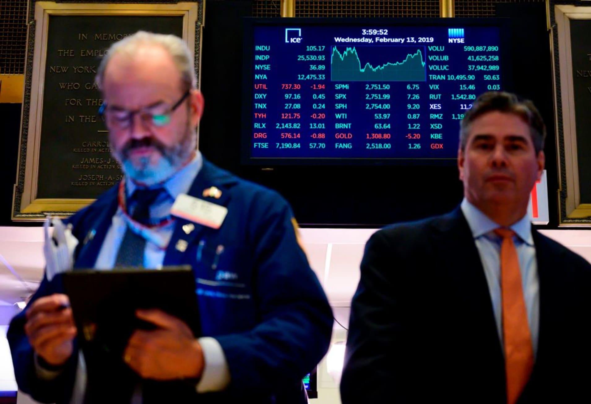 Stocks making the biggest moves premarket: Facebook, Oracle, Tesla, Volkswagen & more