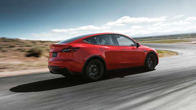 RT: Tesla Model Y