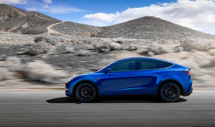 RT: Tesla Model Y 1