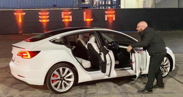 Tesla cuts Model Y price and cancels standard range version