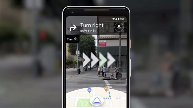 Google Maps AR first look at augmented reality directions on maps directions from to, maps & directions on google, hertfordshire england map google, map maps driving directions google,