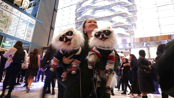 A massive new mall just opened in New York. Here's what it's like to shop there