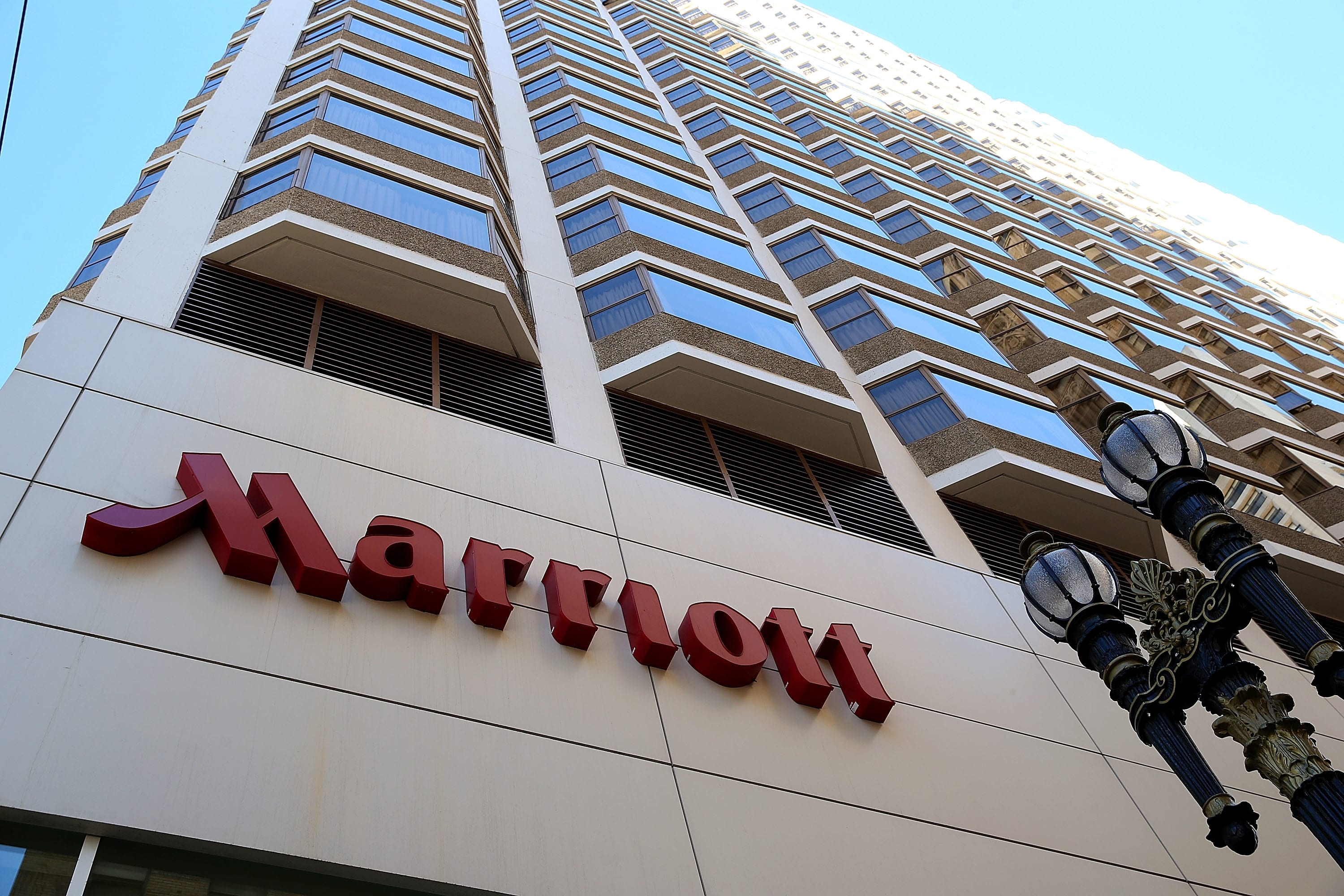 Marriott CFO expects regional business to pick up first