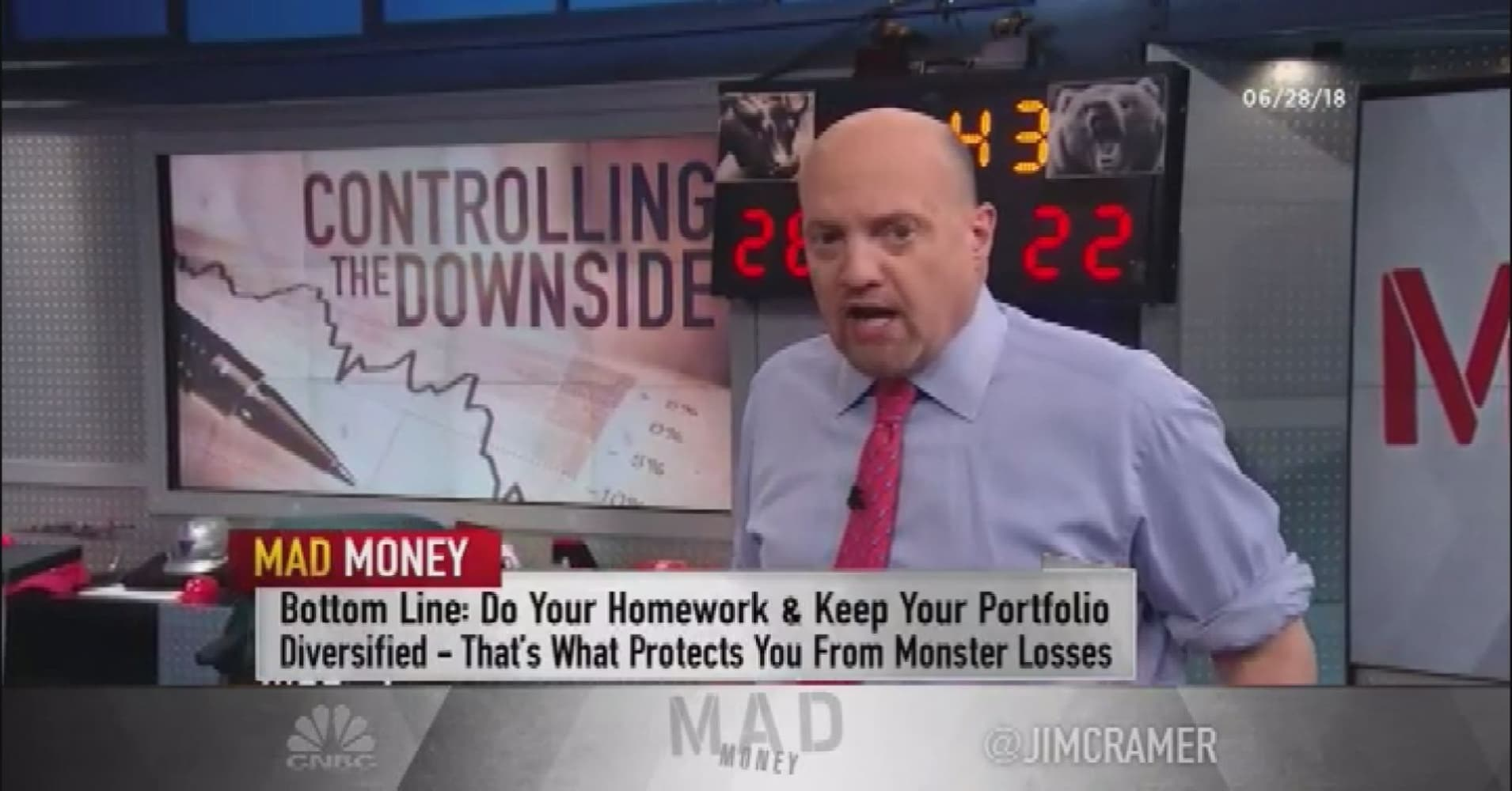Cramer: It may not be sexy, but investors should always do their homework