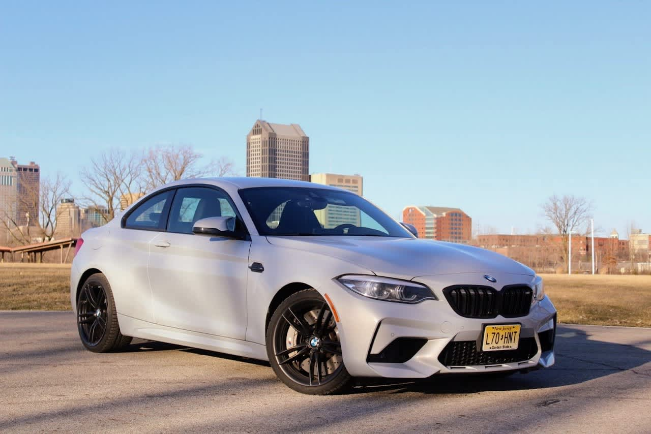 Review The 2019 Bmw M2 Competition Takes Fun To The Next Level