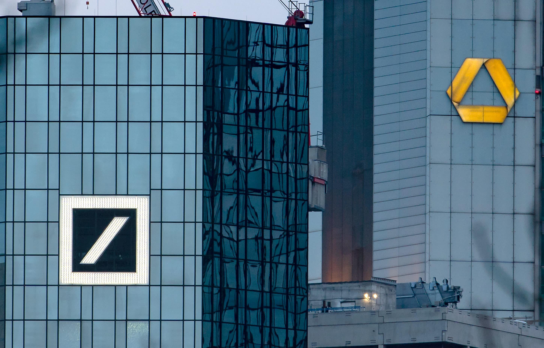GERMANY-BANKING-MERGER-TALKS-DEUTSCHEBANK-COMMERZBANK