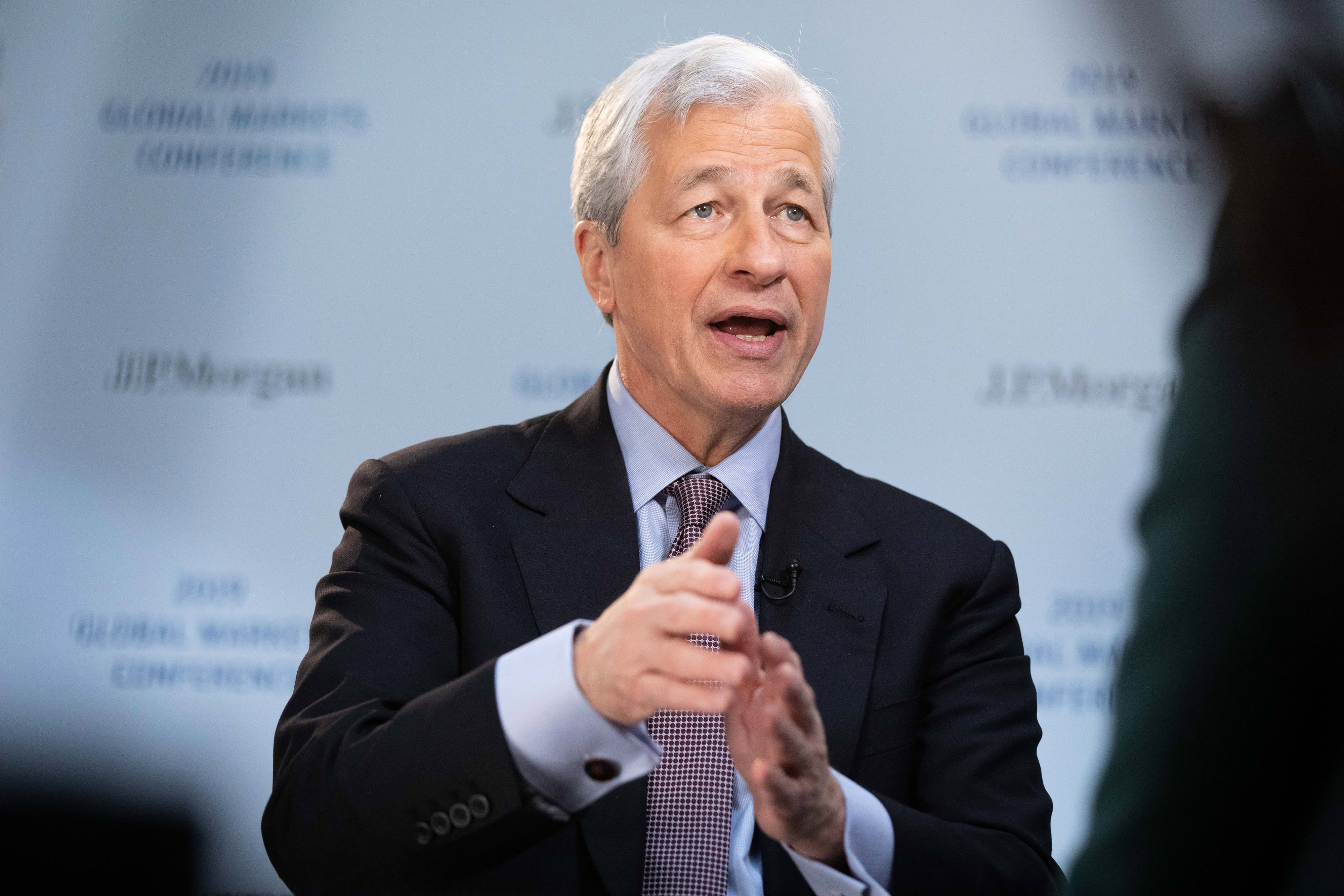 JPMorgan Chase CEO Jamie Dimon: Fintech is an 'enormous competitive' t... image