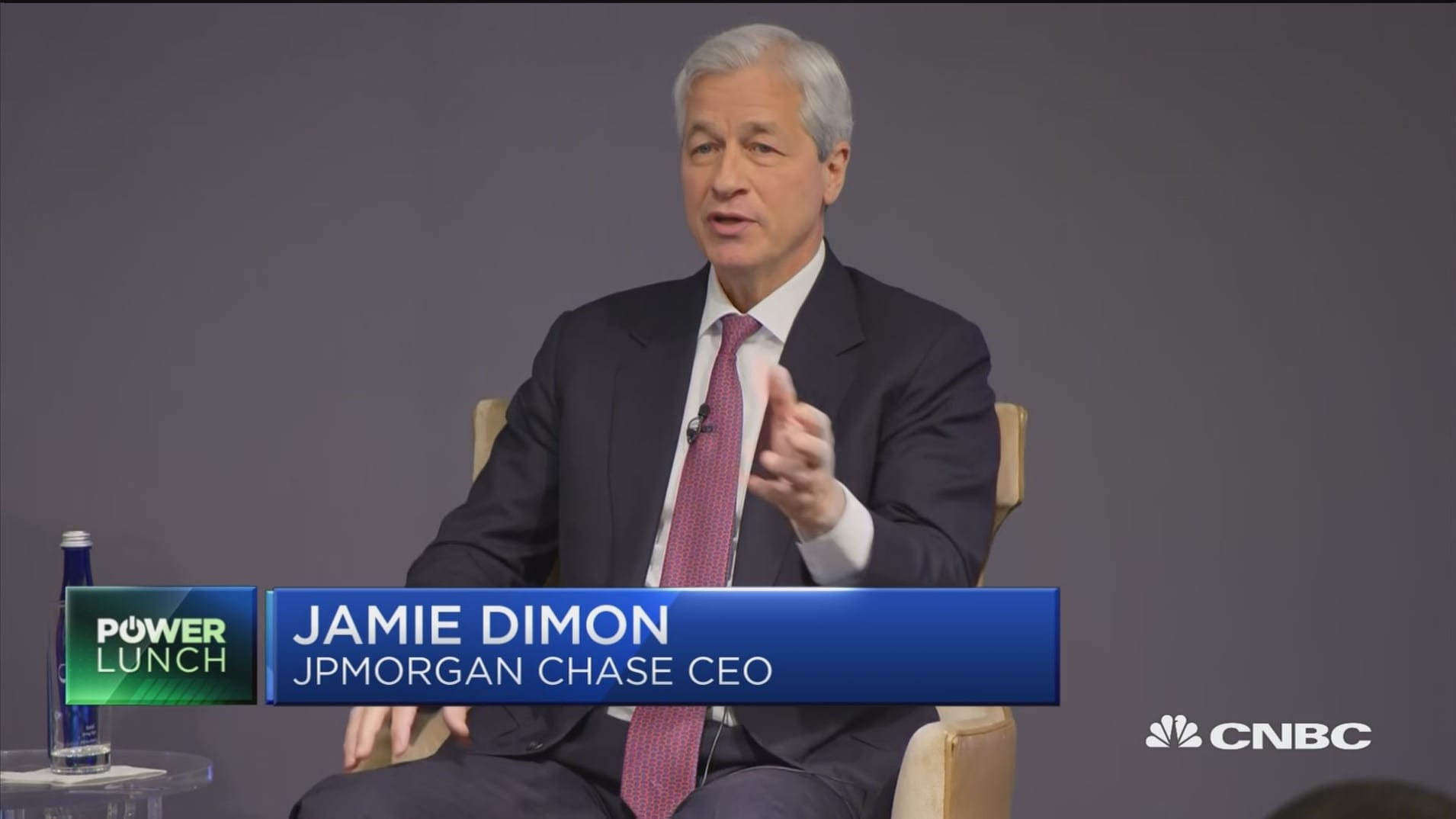 Jamie Dimon says 'big chunk' of Americans have been left behind in the economy