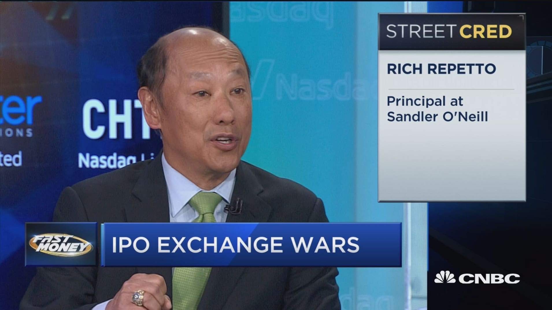 Top analyst Rich Repetto says these are the real winners of the IPO boom