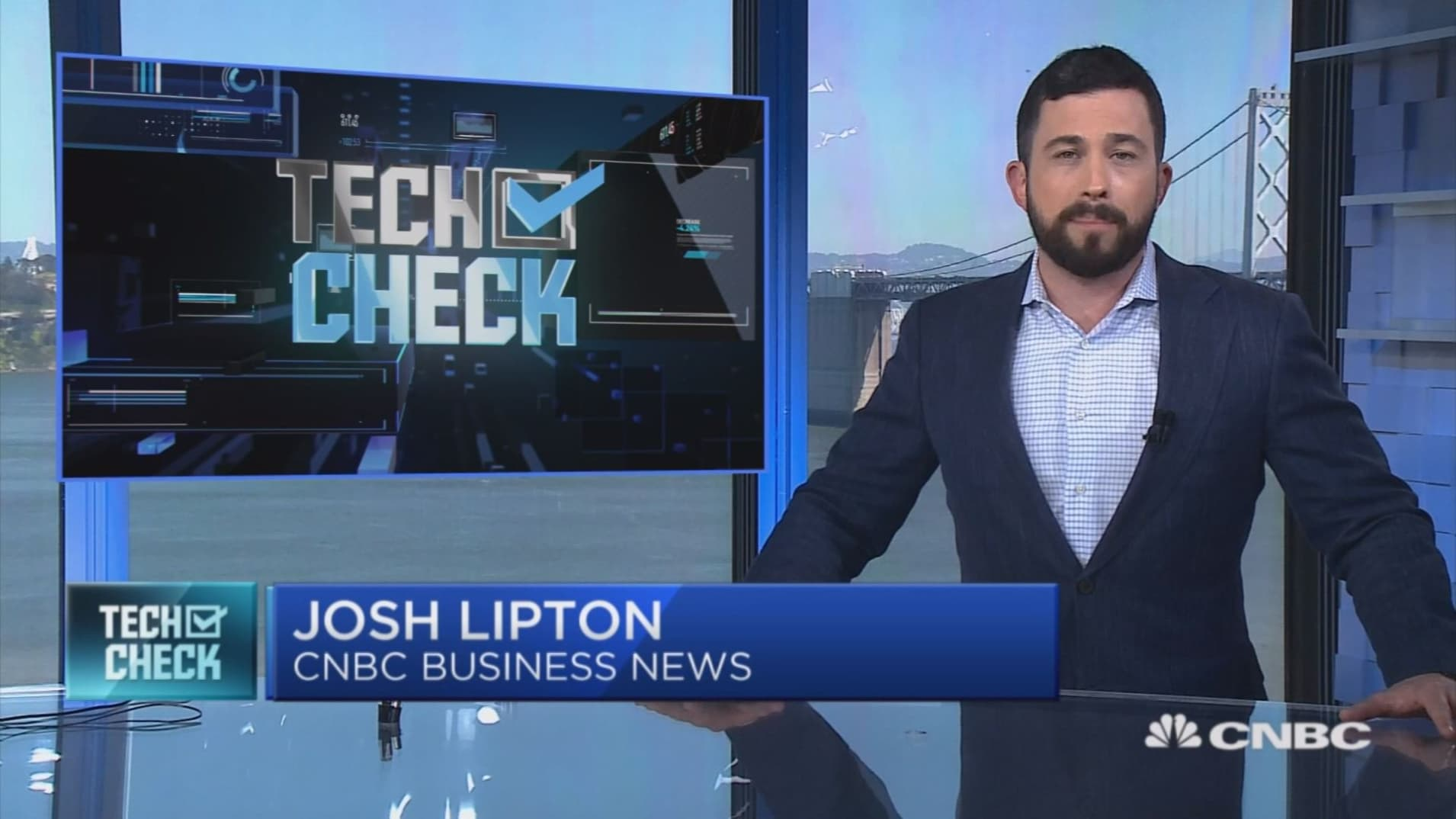 CNBC Tech Check Evening Edition: March 18, 2019