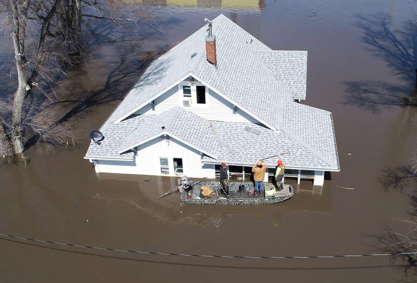 2020 hurricane season is busiest ever recorded, and National Flood Insurance Program faces $20 billion debt
