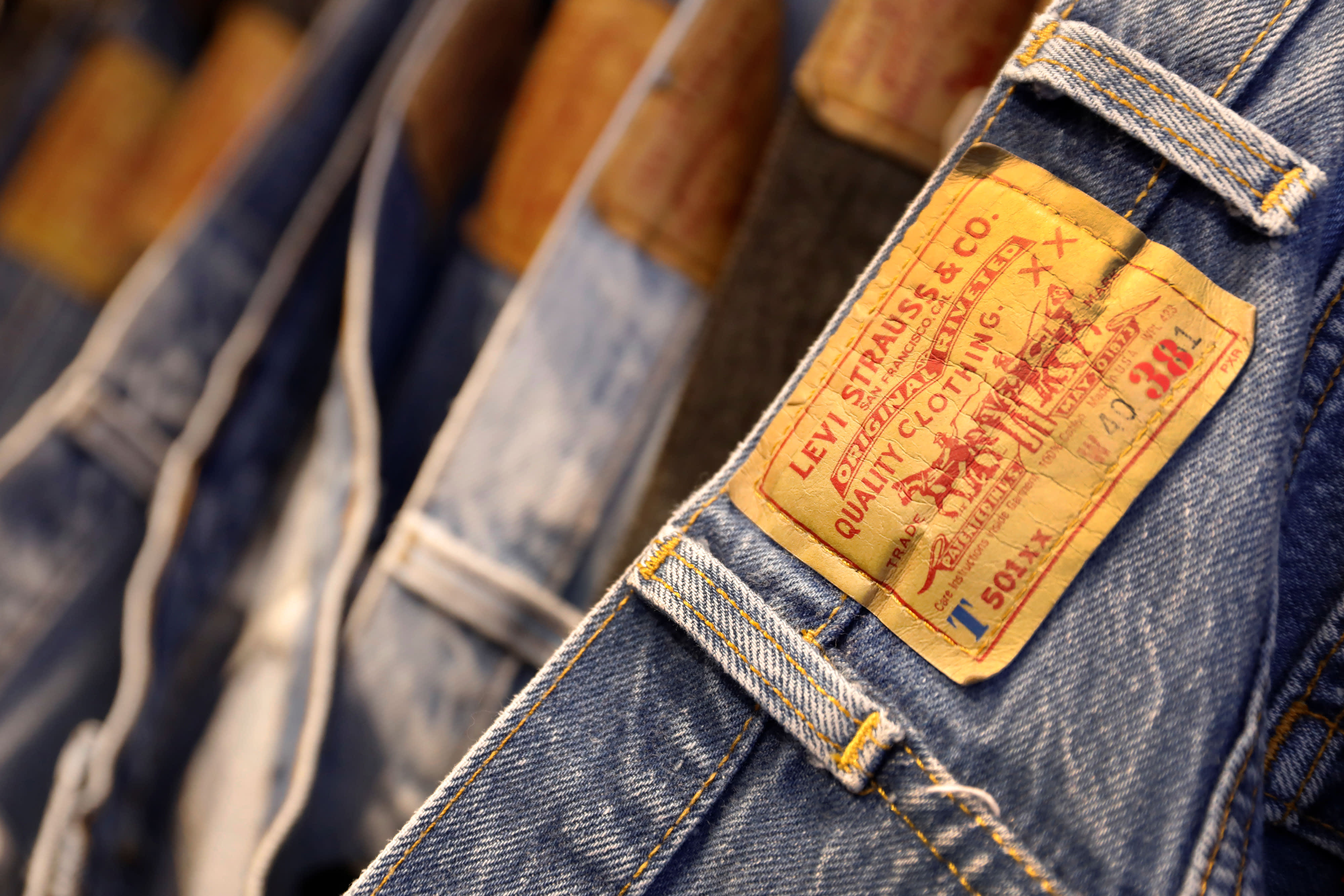 Levi Strauss CEO Chip Bergh on taking big risks with the jeans brand