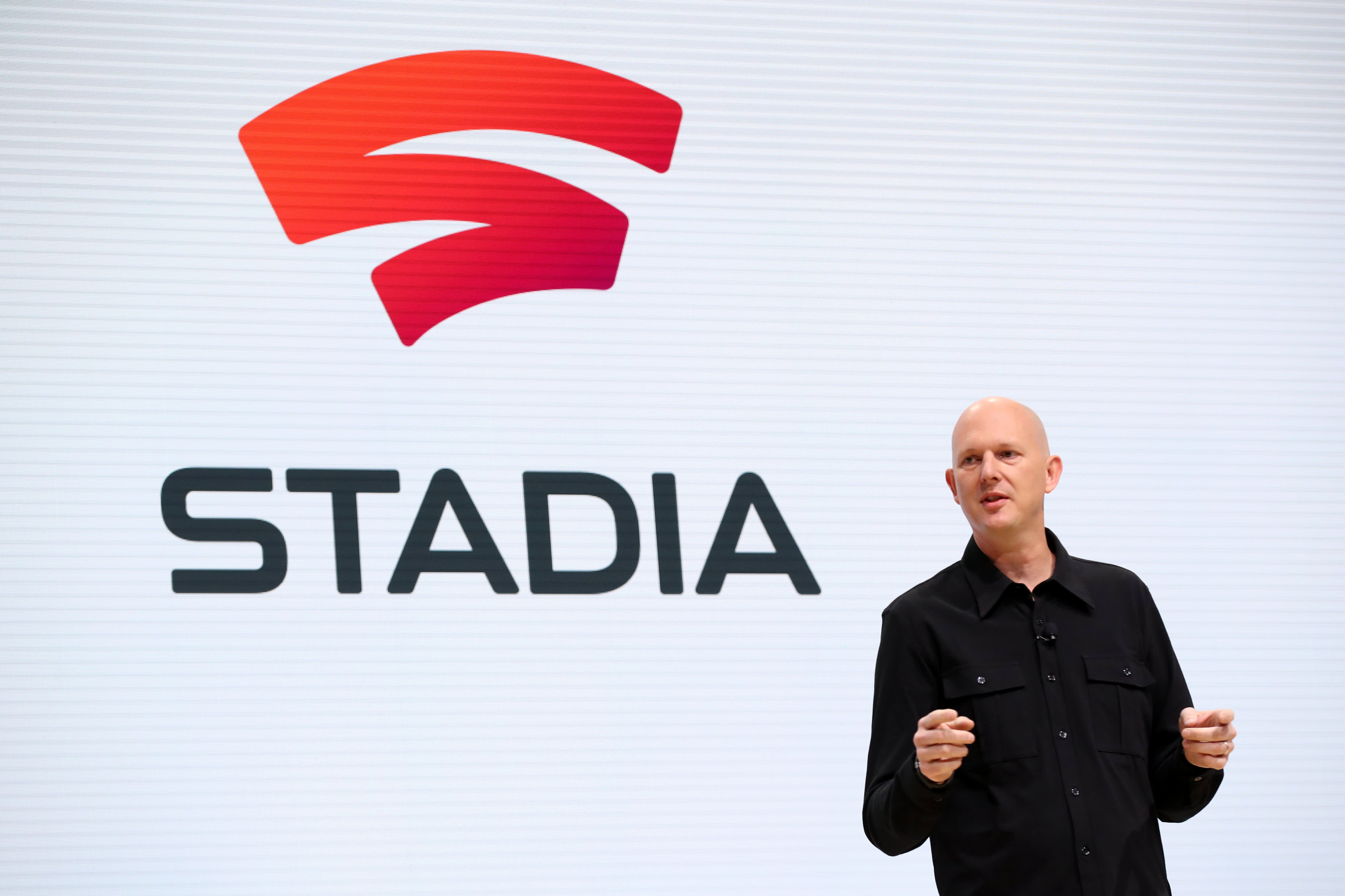 Google announces Stadia, its streaming game platform, in an effort to upend the $140 billion video game industry