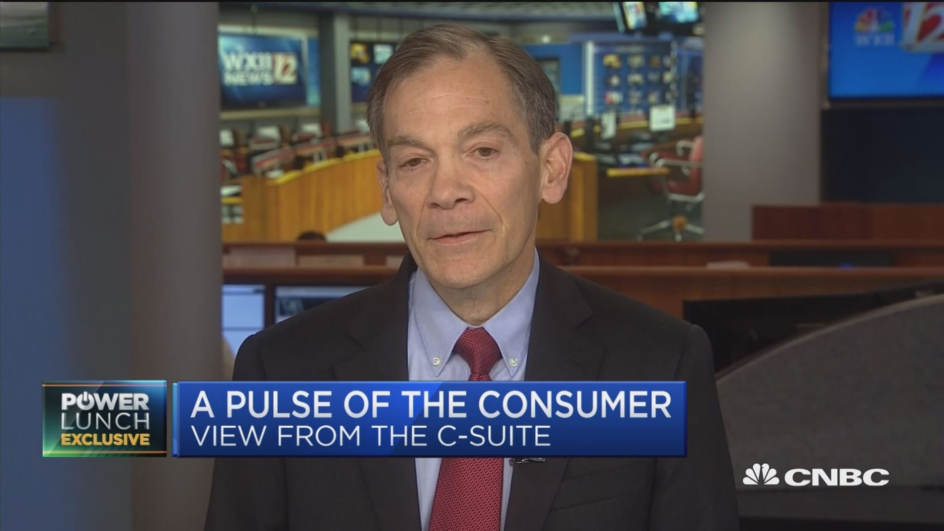 Watch CNBC's full interview with Hanesbrands CEO Gerald Evans