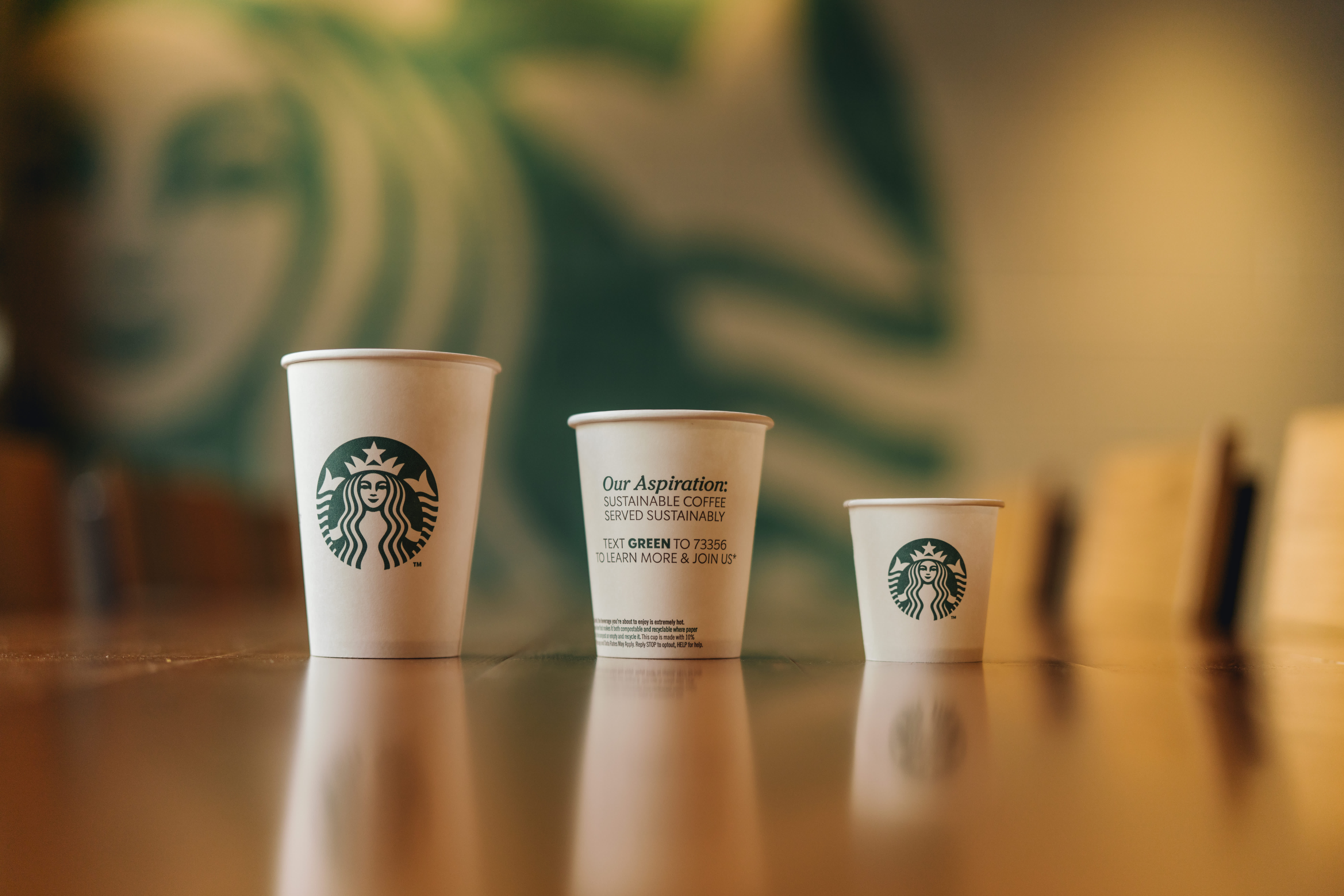 5dacb7990b0 Starbucks announces trials for recyclable and compostable cups