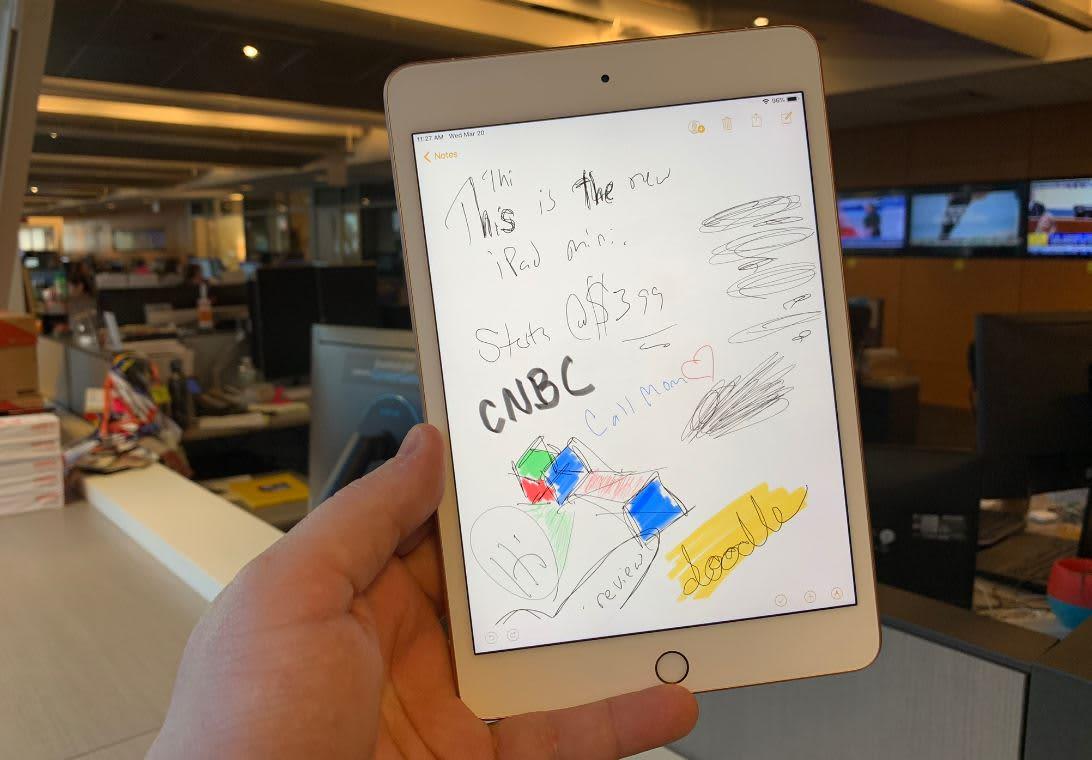 Apple iPad Mini 5th generation review