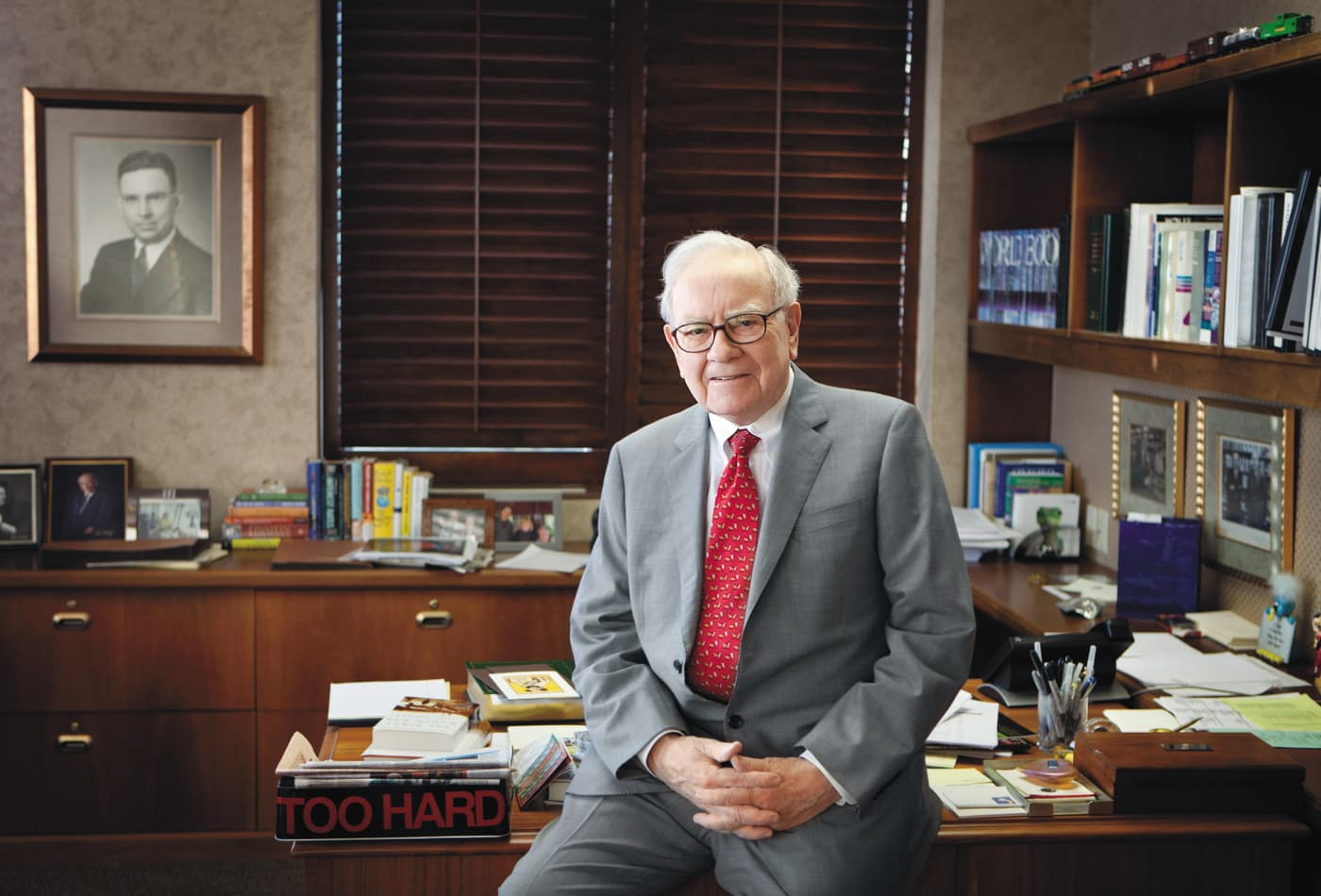 warren buffett lifestyle