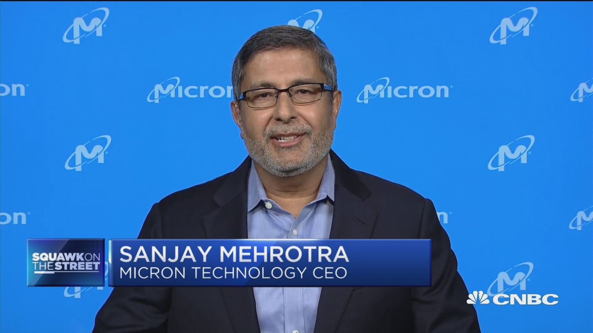 Why Micron CEO Sanjay Mehrotra expects high demand growth in the second half of 2019