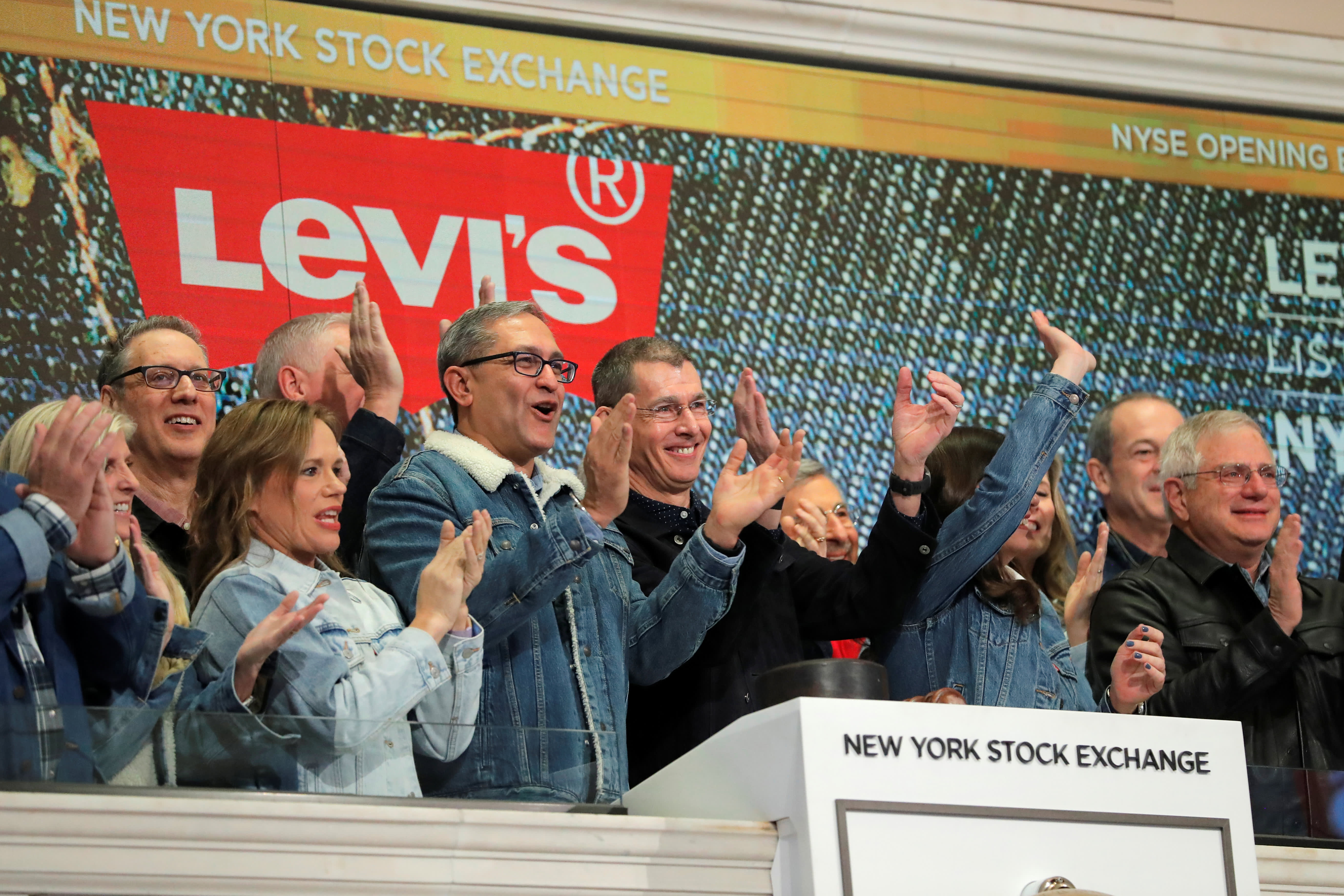 Calls of the day: Levi, Wells Fargo, Nokia, Five Below & more