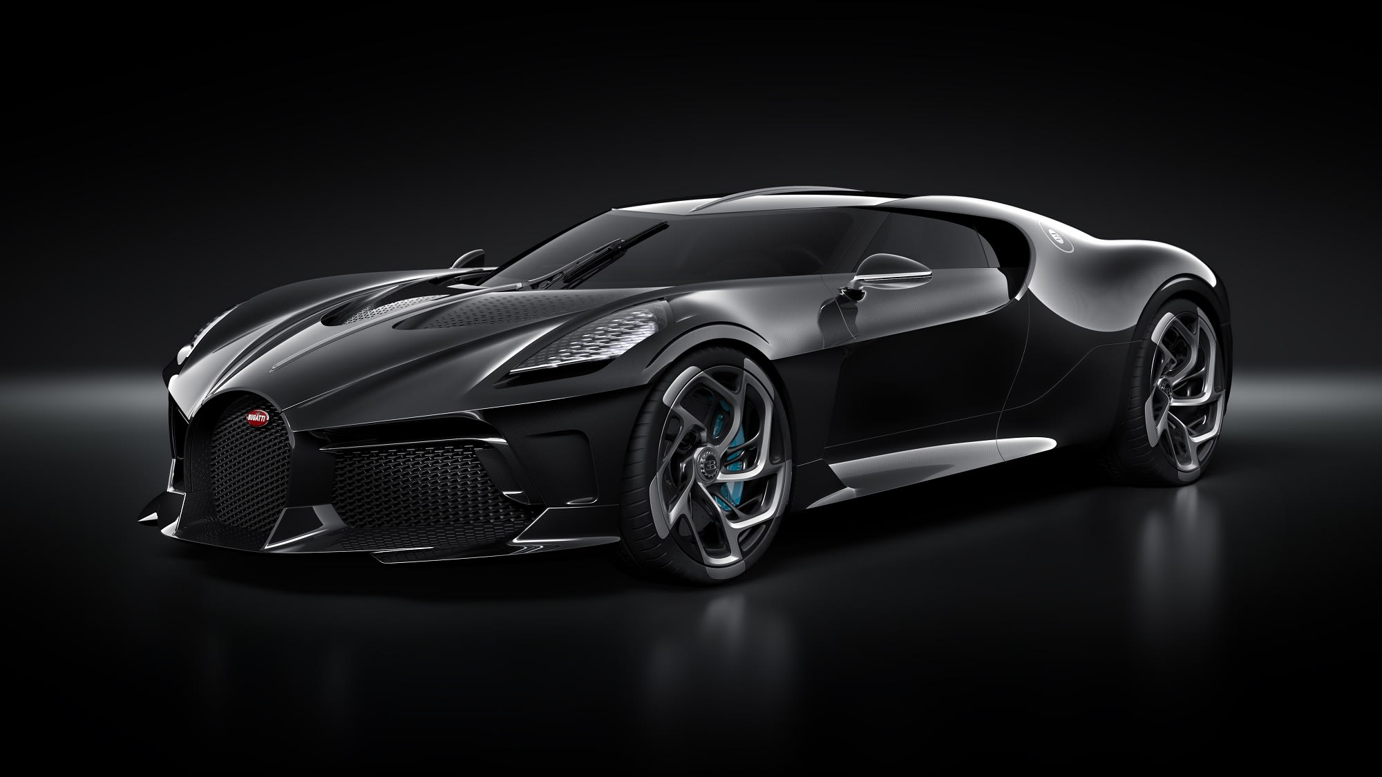 Bugatti just unveiled the most expensive new car ever built