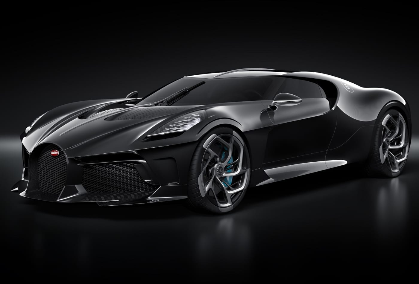 Take a look: Bugatti's La Voiture Noire car just sold for $19 million