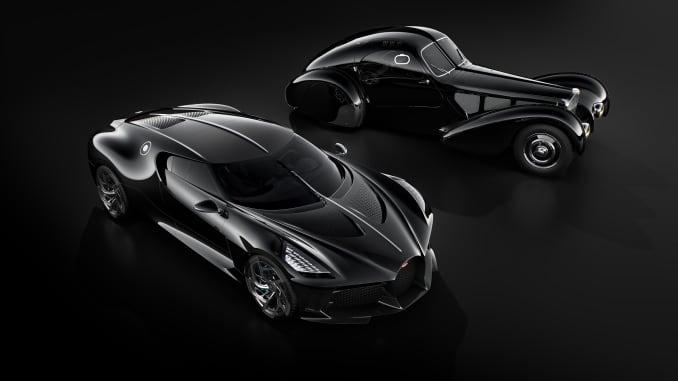 H/O: Bugatti La Voiture Noire atlantic 190321