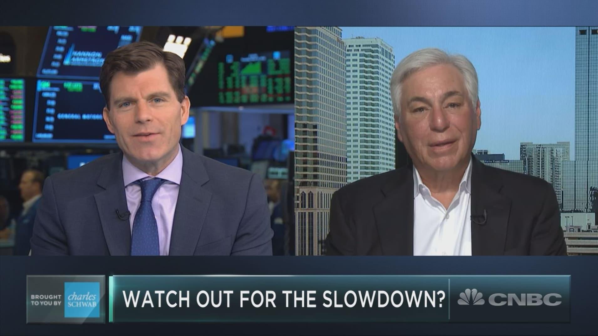 Three stocks to hedge against an economic slowdown